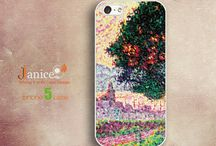iphone 5 case / by Amy Jin