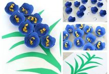 Spring / Spring crafts for kids