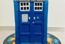 Custom Cakes / Minecraft Cake? Doctor Who Cake? Yes! We love creating special, one-of-a-kind, cakes that defy your imagination. Here are a few that have walked out our bakery door.