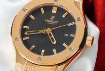 """""""Classic Fusion Gold"""" от Hublot"""