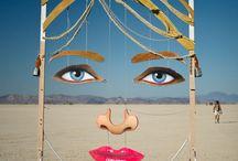 Burning Man & Festivaling / by Bree Laufer