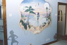 Murals & Kids Paintings