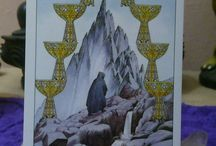 TAROT CARD OF THE DAY / A Tarot card for each day to acquaint us with the energy, theme and mood of the day.