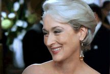 Miranda Priestly Gifs / Meryl Streep as Miranda Priestly 2006 The Devil Wears Prada