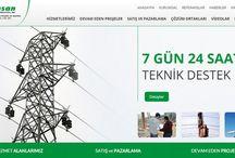 Silüet Tanıtım  Web Sitesi, Grafik Tasarım, Tanıtım Filmi