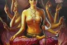 Шакти/Shakti ॐ Дурга/Durga