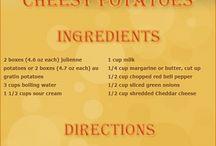 Recipes / by Toni ann