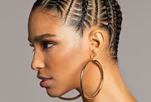 cornrows updos and cornrows ponytails