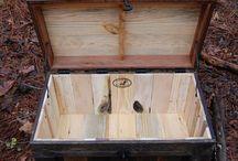 Treasure chest DIY