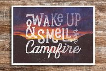 Campin stuff