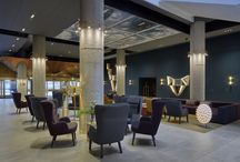 Sokos Hotel Presidentti / This legendary hotel in the center of Helsinki has moved to a new era. The new hotel design represents Finnish phenomenon through five different takes of modern Finnishness.