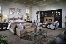 Bedrooms design inspiration / Your bedroom should be a complete relaxation zone –a sanctuary to retreat to during the day not just at night