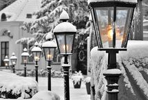 Winter Season / I long for the sound of the falling snow on a cold, crisp night.