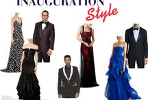 Inauguration Outfits