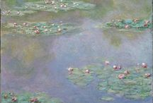 Claude Monet (1840–1926) / Claude Monet was one of the most influential figures in French painting during the late 19th and early 20th centuries. A leader of the Impressionist movement, Monet sought throughout his prolific career to capture the transitory effects of light and atmosphere in vivid depictions of the natural world. The MFA acquired its first Monets in 1906 & in 1911, & now holds 37 of his paintings, one of the largest Monet collections outside France. / by MFA Boston
