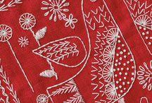 Nancy Nicholson Embroidery