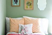 Vintage Girls Bedrooms (for Paula)