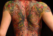 Tattoos / by Angela Schmidt