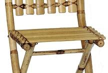 Mobiliário De Bambu