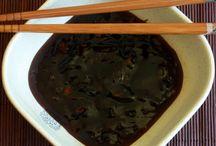 Teriyaki-kastike sauce homemade
