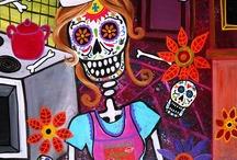 mexico skeleton