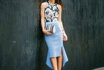 fendas ...saias ..vestidos