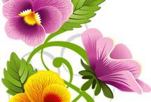 obrázky kytky