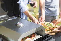 The Firebox / Our award-winning, revolutionary Firebox BBQ pizza oven allows you to create delicious, gourmet quality pizzas in a matter of minutes - all from on top of your gas or charcoal barbecue in your very own garden