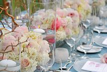 Wedding Centerpieces / by Tara Skinner