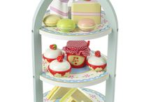 Farm Kitchen Collection / A beautiful of collection of play food and afternoon tea essentials!