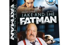 Jake And The Fatman - The Complete Collection