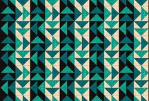 Quilts---Flying Geese---Dutchmans Puzzle & Variations