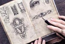 sketch moleskine