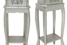 Silver Rococo Furniture