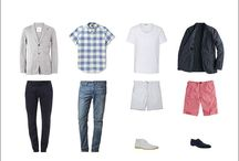 Things to dress up my man ;)