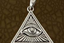 Egyptian/Jewish/Pagan Pendants