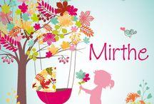 lieve geboortekaartjes / een verzameling van de liefste geboortekaartjes