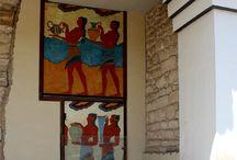 Kreta, z wizytą u króla Minosa