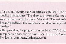 Lisa LePaige / by Buy Rare Stuff