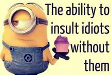 Minion advice