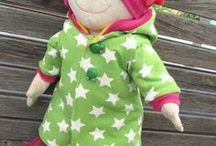 Puppen / Puppenkleidung