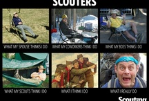 Scouting Fun / Enjoy a laugh with some of our favorite Scouting-related funnies. / by Scouting magazine
