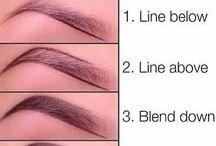 Fleek eyebrows