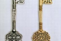 chiave antica tattoo