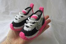 amigurumi ayakkabi