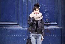 Inspiration hivernale / Winter outfits