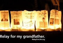 relay for life / by Gretchen Reynolds
