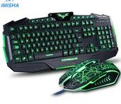 Hot Game Combo Mouse + Keyboard