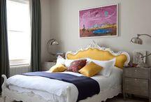 Bedrooms / Master bedroom ideas / by Sarah Jane