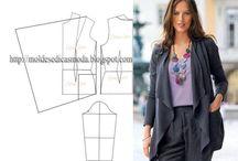 Cucito Top/Coats/Jackets
